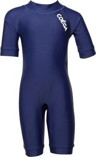 CO GA Sunwear One piece UV50 Navy School Swimsuit