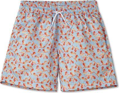 Stella Cove Gold Fish Swim Shorts
