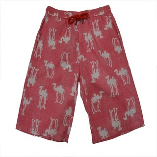Sttarwish ULA Dubai Inspiration Vintage Red SwimShort