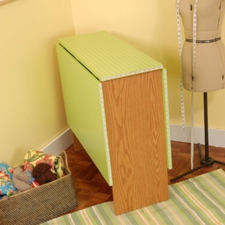 Arrow Sewing Cabinet and Cutting Table