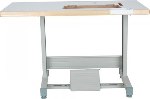 Sewing Table, Stand and Motor for Basic Sewing Machine