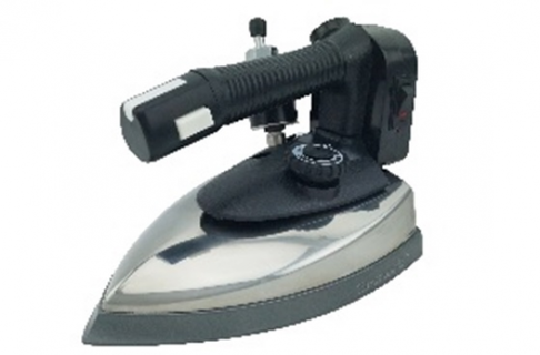 SilverStar Large and Stable Industrial, Electric Gravity Steam Iron