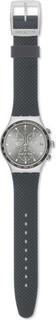 Mens Swatch Comfort Zone Chronograph Watch YCS4052