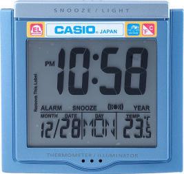 Casio Digital Clock DQ-750F-2DF