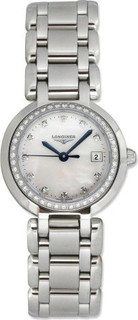 Longines Silver Stainless White Dial for Women L81100876