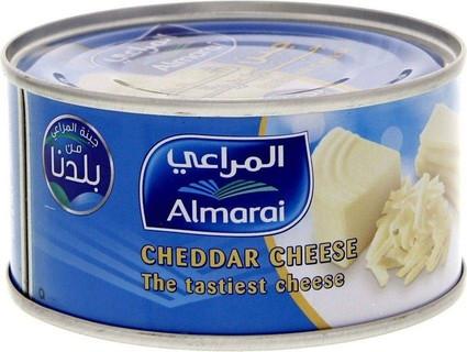 Almarai Cheddar Cheese 200 Gm