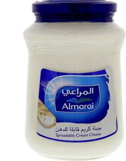 Almarai Spreadable Cream Cheese 900 Gm