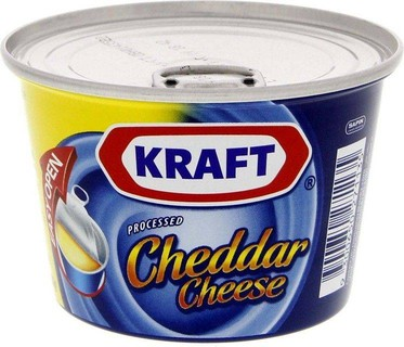 Kraft Cheddar Cheese 200 Gm