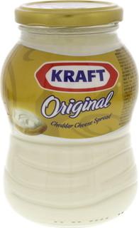 Kraft Original Cream Cheese Spread 500 Gm