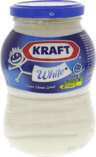 Kraft White Cream Cheese Spread 500 Gm