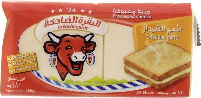 Lavache Quirit Processed Cheese 480 Gm
