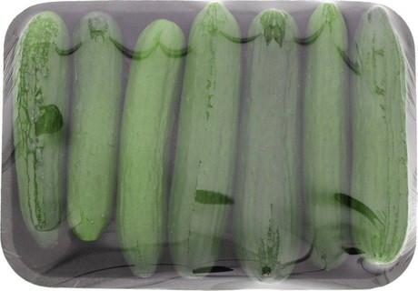 Fresh Organic Cucumber 500 Gm Approx weight