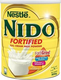 Nido Full Cream Milk Powder Tin - 900g