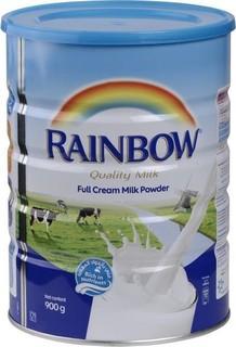 Rainbow Full Cream Milk Powder - 1 Unit of 900 g