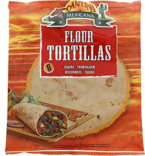 Cantina Mexicana Flour Tortillas 340 gm