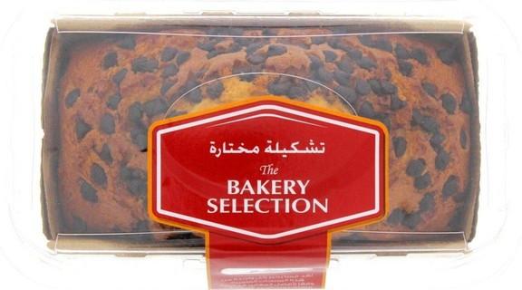 Lulu Chocolate Vanilla Loaf Cake 1's