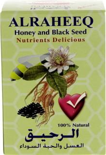 Al Raheeq Honey And Black Seed 250 Gm