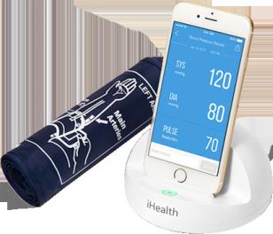 iHealth Ease Blood Pressure Monitor - BP3L