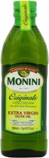Monini Originale Extra Virgin Olive Oil, 1.6 Pound (Pack of 12)
