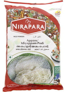 Nirapara Appam Idiyappam Podi 1 Kg