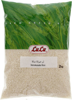 Lulu Jeerakasala Rice 2 Kg