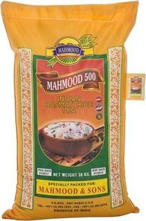 Mahmood 500 Indian Basmati Rice 1121 - 38KG