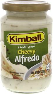 Kimball Cheesy Alfredo Sauce 350 Gm
