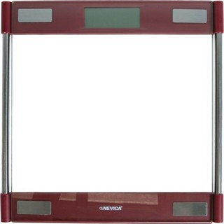 Nevica NV-7032BS Glass Electronic Personal Scale