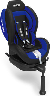Sparco F500I Child Car Seat Group 1 Blue
