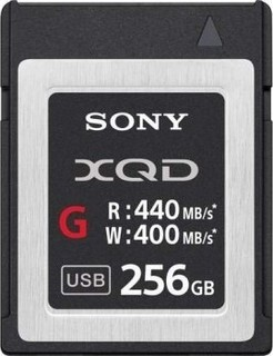 Sony 256GB XQD G Series Memory Card - AMT QD-G256E J