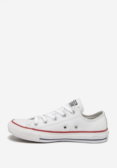 CONVERSE Chuck Taylor All Star Leather Sneakers - White