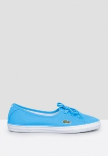 LACOSTE Ziane Chunky Res Sneakers - Blue