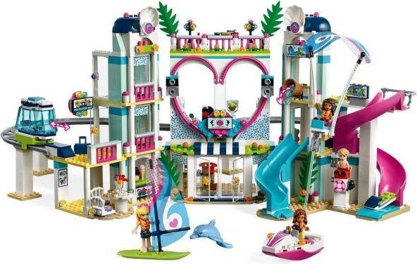 Lego Friends Heartlake City Resort 41347 Price In Dubai Uae
