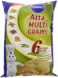 Pillsbury Atta With Multi Grains 5 Kg