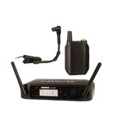 Shure Digital Wireless Guitar System Black GLXD14UK SM35 GLXD14 SM35... WL185... SM31 WL185