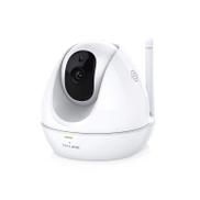 تي بي لينك - كاميرا HD واي فاي قابلة للإمالة مع رؤية ليلية NC450