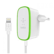 Belkin 12 Watt Wired Micro USB Wall Charger 6ft, White F7U009dr06
