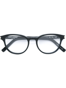 Saint Laurent Eyewear classic round frame glasses