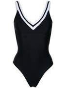 Lygia & Nanny v-neck swimsuit