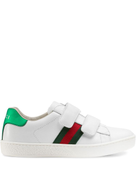 Gucci Kids Ace sneakers with Web
