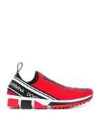Dolce Gabanna Dolce & Gabbana Sorrento logo sneakers