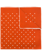 Holland & Holland spotted scarf