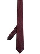 Burberry Modern Cut Check Tie
