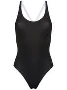 Brigitte crisscross back swimsuit