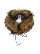 Dsquared2 Kids faux fur collar