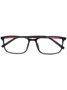 Epos rectangular shaped glasses