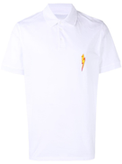 Neil Barrett Thunderbolt polo shirt