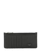 Dolce Gabanna Dolce & Gabbana logo zipped wallet