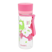 ALADDIN My First Aveo 0.35 Liters - Pink Easy Drink Spout Removable Lid