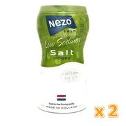 Nezo Low Sodium Salt with Iodine 2 x 450 Gm